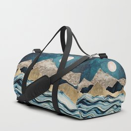 Indigo Sea Duffle Bag