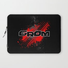 GROM, Red Laptop Sleeve