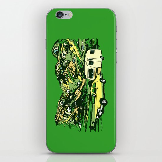 The hills have eyes iPhone & iPod Skin