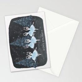 The Nutcracker: Waltz of the Snowflakes Stationery Cards