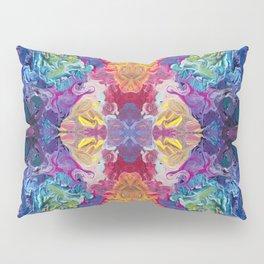 Aurora Swirls Pillow Sham