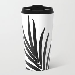 Tropical Palm Leaf #1 #botanical #decor #art #society6 Travel Mug