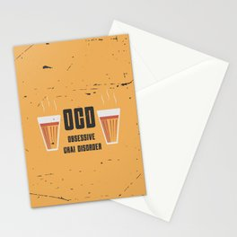 Funny Chai Disorder Stationery Cards