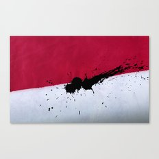 Forgotten Memoirs Canvas Print