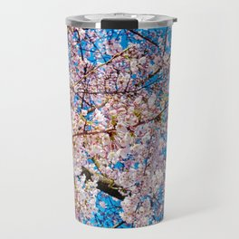 Cherry Blossom II Travel Mug