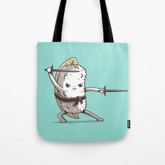 Samurai sushi - Eel Tote Bag