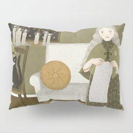 knitting magic Pillow Sham