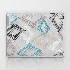 Diamond Doodle Laptop & iPad Skin