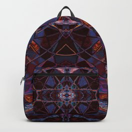The Dream- Stained Glass  Backpack