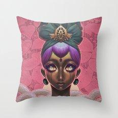 Circlet Throw Pillow
