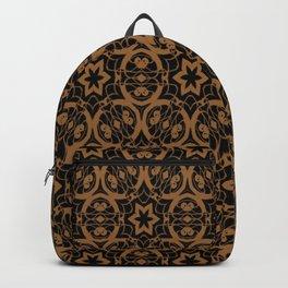 Black and Bronze Oils 2675 Backpack