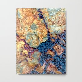 Digital Stone Design Metal Print