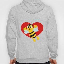bee love Hoody