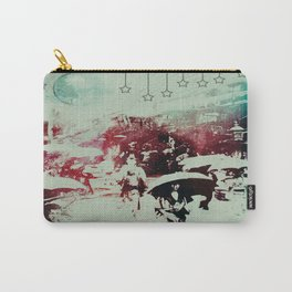 Scorched City Under False Stars Carry-All Pouch