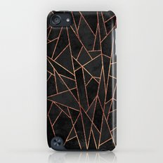 Shattered Black / 2 Slim Case iPod touch