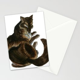 She-Wolf Stationery Cards