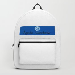 Agender (water) Backpack