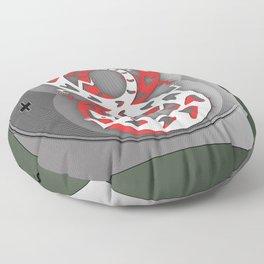 Loco Ochos Floor Pillow