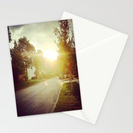 Lifeless Street Stationery Cards
