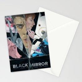 Black Mirror Stationery Cards