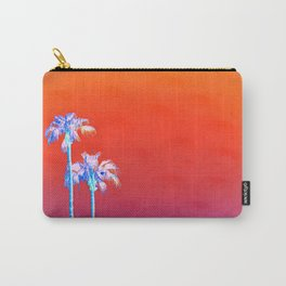 PALM TREES: ORANGE Carry-All Pouch