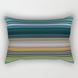 Trinity - Swipe #3 Rectangular Pillow