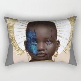 The ArcAndroid Rectangular Pillow