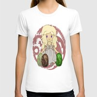 mother of dragons T-shirts featuring Mother of Dragons by Cosmic Lab Creations