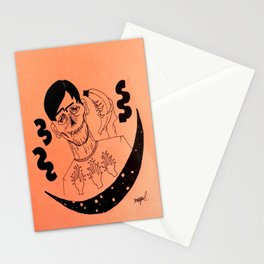 misspaul BAN Stationery Cards