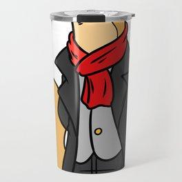 Mafia gangster gift robber Cosa Nostra Travel Mug