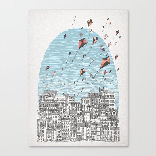 Kedesh Canvas Print