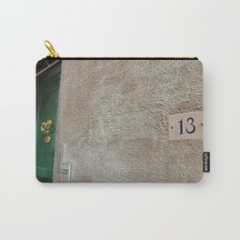 13 - Green Door Carry-All Pouch