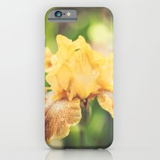 Yellow Iris 2 iPhone 6s Slim Case