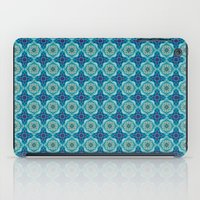 indigo iPad Cases featuring Indigo  by Laura Ruth