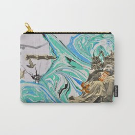 Political Tensions Carry-All Pouch