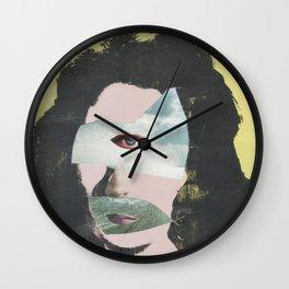 Ocean Pop Wall Clock