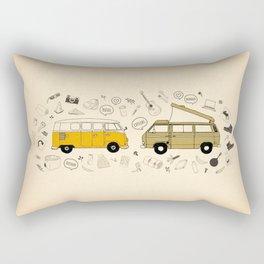 Van Life Rectangular Pillow