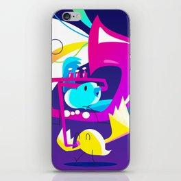 Birds a chripin' iPhone Skin