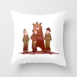 Wojtek Throw Pillow