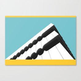 Escaleno Canvas Print
