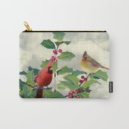 Spade's Cardinals Carry-All Pouch