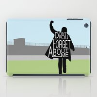 the breakfast club iPad Cases featuring The Breakfast Club by Hugh & West