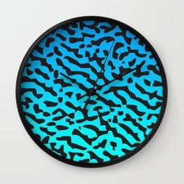Reflections 2 Wall Clock