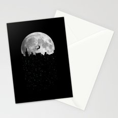 The Moon Climber Stationery Cards