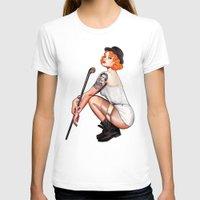 clockwork T-shirts featuring Clockwork Cutie by Leka