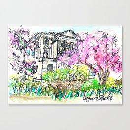 Osgoode Hall Toronto Canvas Print
