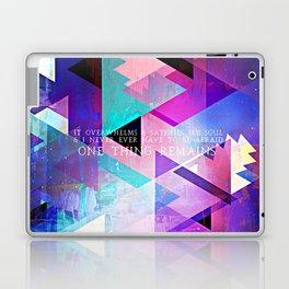ONE THING Laptop & iPad Skin