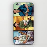 gta iPhone & iPod Skins featuring Breaking Bad mashup GTA V  by Akyanyme
