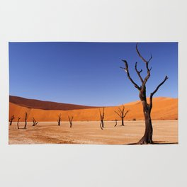 Dead Vlei Namibia VII Rug