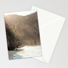 Tropical Bali Beach Photo | Diamond Beach Nusa Penida Island Print | Indonesia Travel Photography Stationery Cards